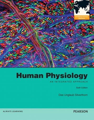 9780321798602: Human Physiology: An Integrated Approach: International Edition