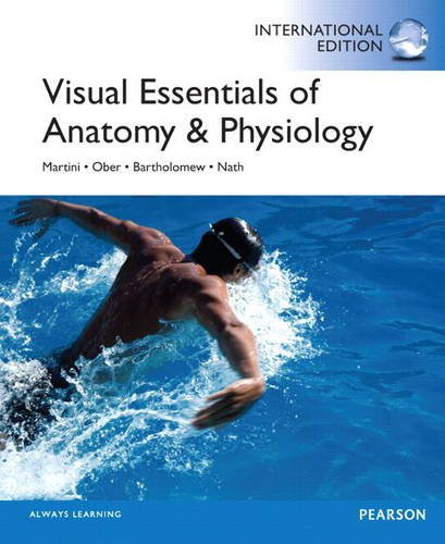 9780321798657: Visual Essentials of Anatomy & Physiology Plus MasteringA&P with eText -- Access Card Package: International Edition