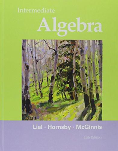 9780321799074: Intermediate Algebra, and MyMathLab/MyStatLab -- Valuepack Access Card, Student's Solutions Manual for Intermediate Algebra, Video Resources on DVD ... Intermediate Algebra Package (11th Edition)