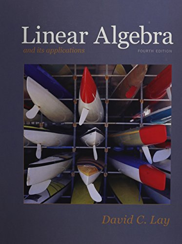 9780321799081: Linear Algebra and Its Applications
