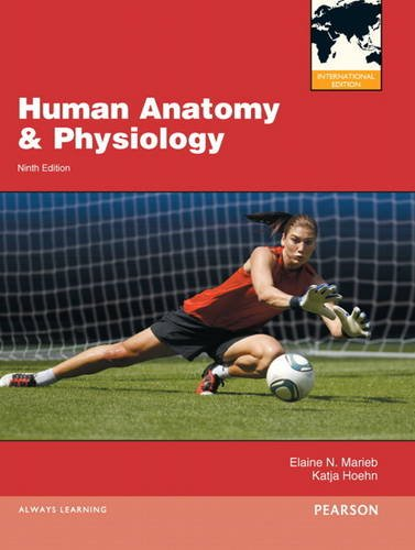 9780321799173: Human Anatomy & Physiology: International Edition