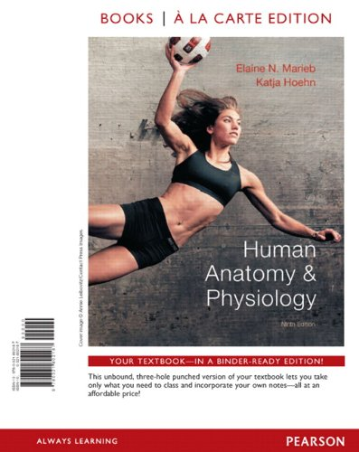 Human Anatomy & Physiology, Books a la Carte Plus MasteringA&P with eText -- Access Card ...