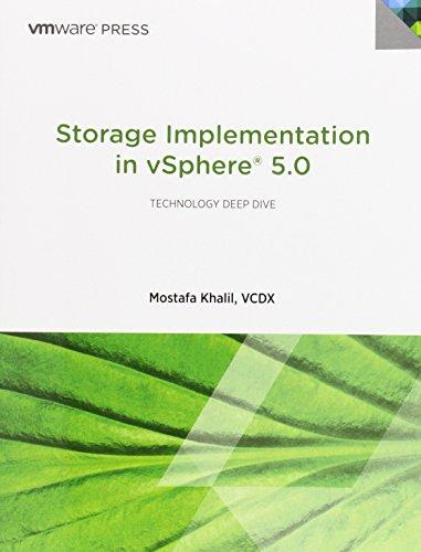 9780321799937: Storage Implementation in vSphere 5.0 (VMware Press)