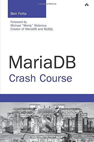 9780321799944: MariaDB Crash Course