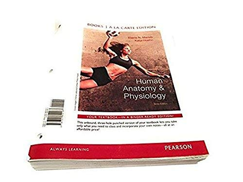 9780321802187: Human Anatomy & Physiology, Books a la Carte Edition ...