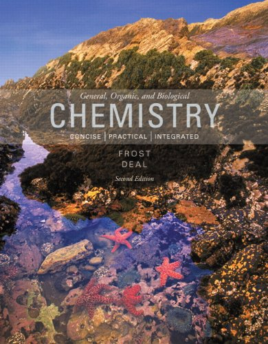 9780321802637: General, Organic, and Biological Chemistry Plus MasteringChemistry with eText -- Access Card Package (2nd Edition)