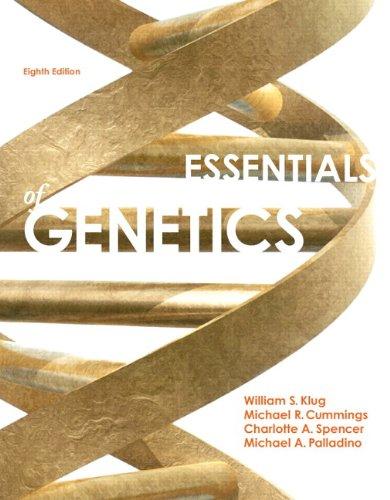 9780321803115: Essentials of Genetics (8th Edition)