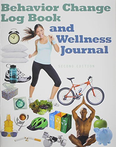 9780321803177: Behavior Change Log Book and Wellness Journal