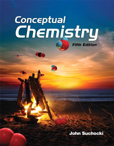 9780321803207: Conceptual Chemistry + MasteringChemistry With Pearson eText: Understanding Our World of Atoms and Molecules