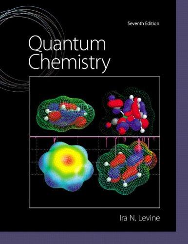 9780321803450: Quantum Chemistry