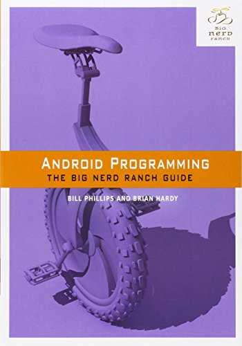 9780321804334: Android Programming: The Big Nerd Ranch Guide (Big Nerd Ranch Guides)