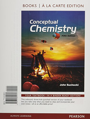 9780321804464: Conceptual Chemistry, Books a la Carte Plus Mastering Chemistry with eText -- Access Card Package (5th Edition)