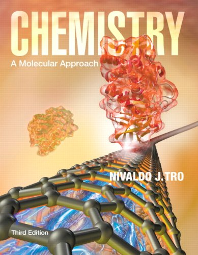 9780321804716: Chemistry: A Molecular Approach Plus MasteringChemistry with eText -- Access Card Package (3rd Edition)