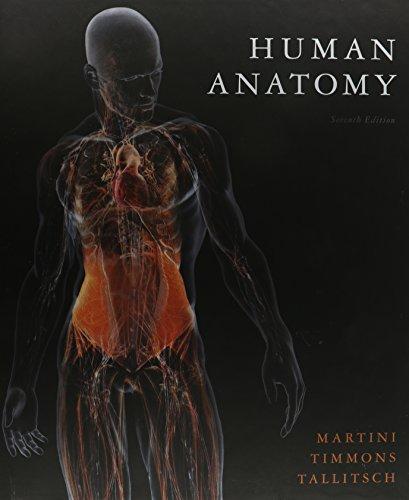 9780321805553 Human Anatomy Martini Atlas Human Body Abebooks