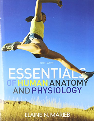 9780321807076: Essentials of Human Anatomy & Physiology Laboratory Manual, and Essentials of Human Anatomy & Physiology Plus MasteringA&P with eText Package