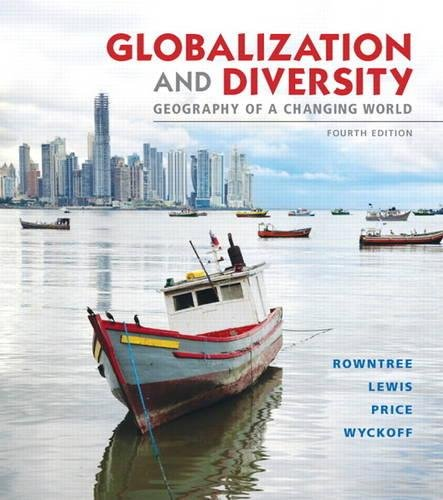 9780321807267: Globalization and Diversity: Geography of a Changing World Plus MasteringGeography with eText -- Access Card Package (4th Edition)
