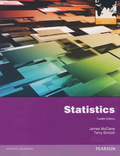 9780321807281: Statistics