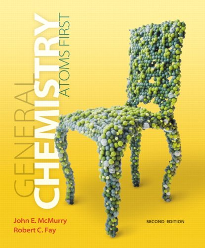 9780321809261: General Chemistry: Atoms First (2nd Edition)