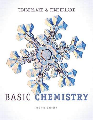 9780321809285: Basic Chemistry (4th Edition)