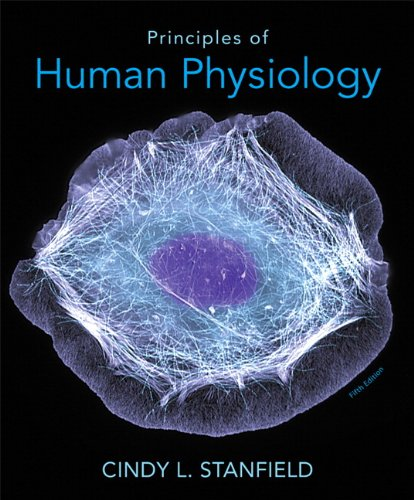 9780321810144: Principles of Human Physiology Plus MasteringA&P with eText -- Access Card Package (5th Edition)
