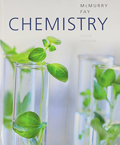 9780321810656: CHEMISTRY & STUDENT SOLUTIONS MANUAL PKG (6th Edition)