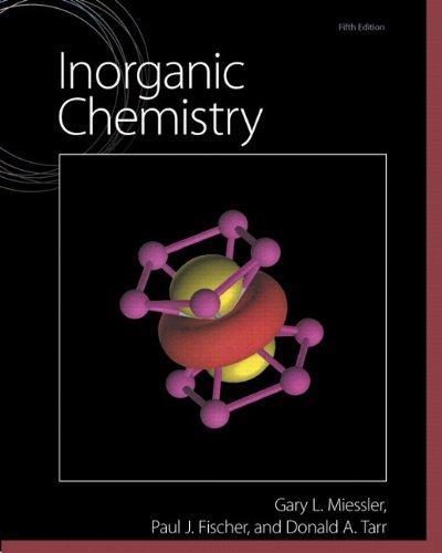 9780321811059: Inorganic Chemistry