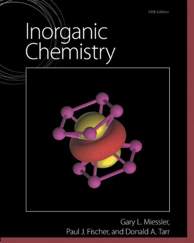 Inorganic Chemistry (5th Edition): Miessler, Gary L.;