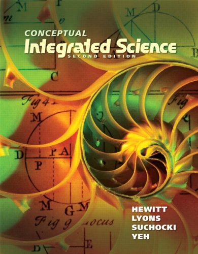 Conceptual Integrated Science Plus MasteringPhysics with eText -- Access Card Package (2nd Edition)...