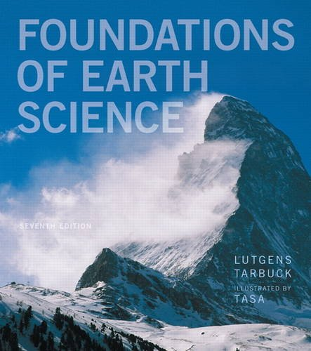 9780321811790: Foundations of Earth Science (7th Edition)