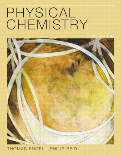 9780321812001: Physical Chemistry (3rd Edition)