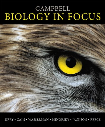 9780321813800: Campbell Biology in Focus - Standalone book