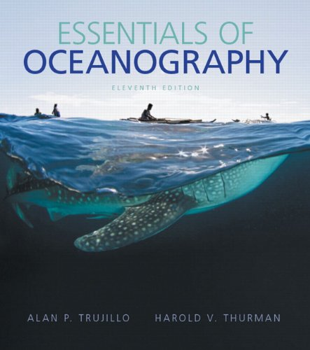 Essentials of Oceanography Plus MasteringOceanography with eText -- Access Card Package (11th ...