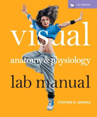 9780321814265: Visual Anatomy & Physiology Lab Manual, Cat Version
