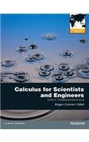 9780321814531: Calculus for Scientists and Engineers: Early Transcendentals. by Bill Briggs ... [Et Al.]