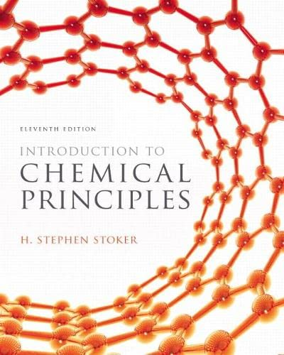 9780321815125: Student Solution Manual for Introduction to Chemical Principles