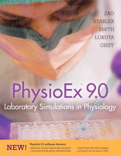 9780321815576: PhysioEx 9.0: Laboratory Simulations in Physiology