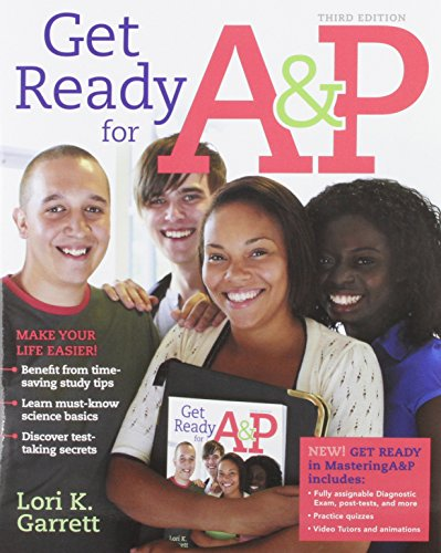 Get Ready for AP: Garrett, Lori K.
