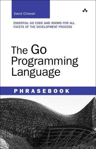 9780321817143: The Go Programming Language Phrasebook