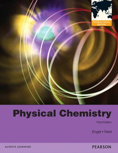 9780321817198: Physical Chemistry