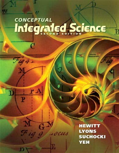 9780321818508: Conceptual Integrated Science (2nd Edition) by Paul G. Hewitt (2012-09-28)