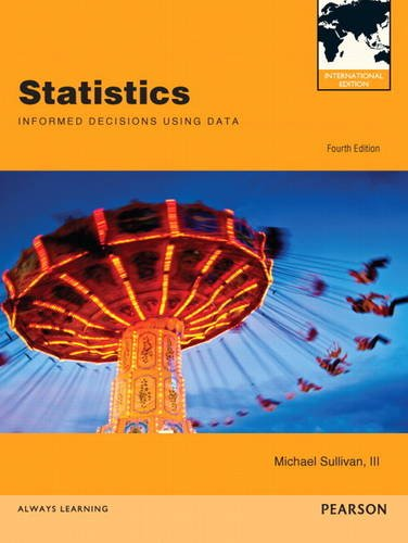 9780321818874: Statistics: Informed Decisions Using Data