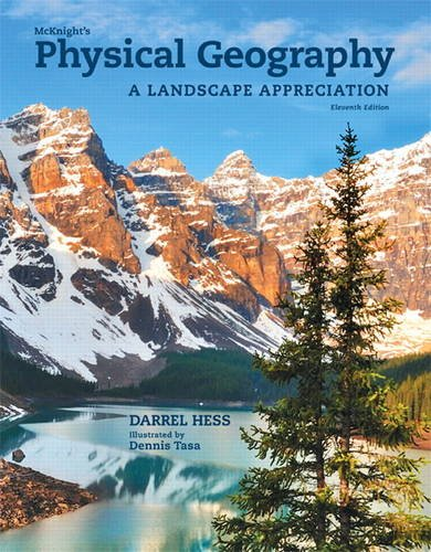 9780321818942: McKnight's Physical Geography: A Landscape Appreciation Plus MasteringGeography with eText -- Access Card Package (11th Edition)