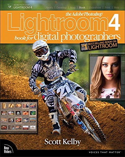 9780321819581: The Adobe Photoshop Lightroom 4 Book for Digital Photographers (Voices That Matter)