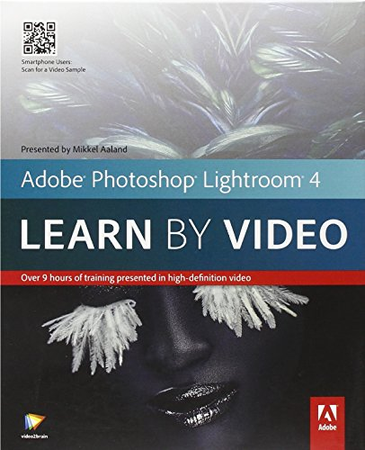 9780321820174: Adobe Photoshop Lightroom 4: Learn by Video