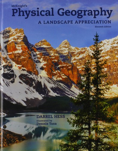 9780321820433: McKnight's Physical Geography: A Landscape Appreciation (11th Edition)