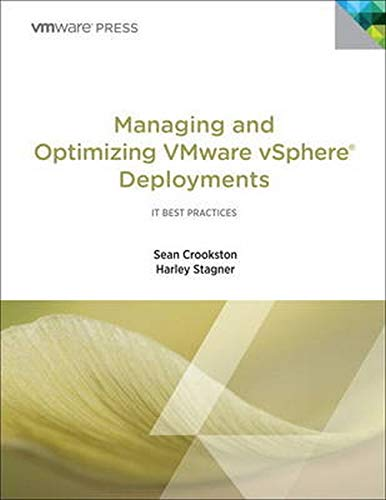 9780321820471: Managing and Optimizing VMware vSphere Deployments (IT Best Practices)