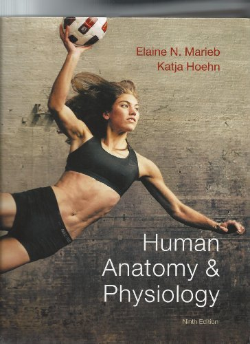 9780321820587: Human Anatomy & Physiology with MasteringA&P and PhysioEx(TM) 9.0 (9th Edition)