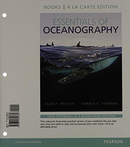 9780321820860: Essentials of Oceanography, Books a la Carte Edition (11th Edition)