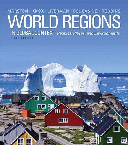 9780321821058: World Regions in Global Context: Peoples, Places, and Environments (5th Edition)