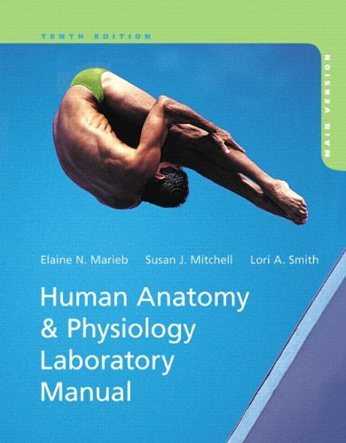 9780321822321: Human Anatomy & Physiology Laboratory Manual, Main Version Plus MasteringA&P with eText -- Access Card Package (10th Edition)